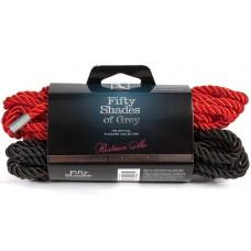 Набор шнуров для связывания Restrain Me Shades-of-Grey