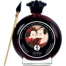 Декоративная крем-краска для тела Shunga Шоколад 100 мл