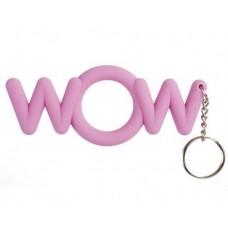 Эрекционное кольцо WOW Cocking розовое