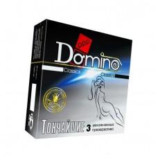 Презервативы Luxe DOMINO Classics