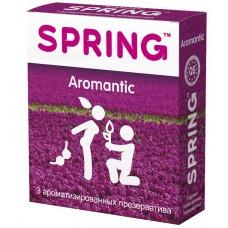 Презервативы Spring Aromantic ароматизированные №3