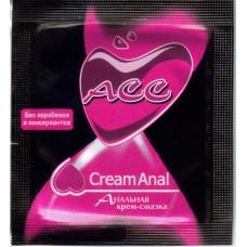 Крем-смазка ''CreamAnal ACC'' 4г